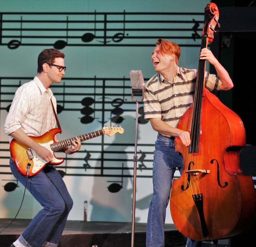 Buddy: The Buddy Holly Story - The Barn Theatre