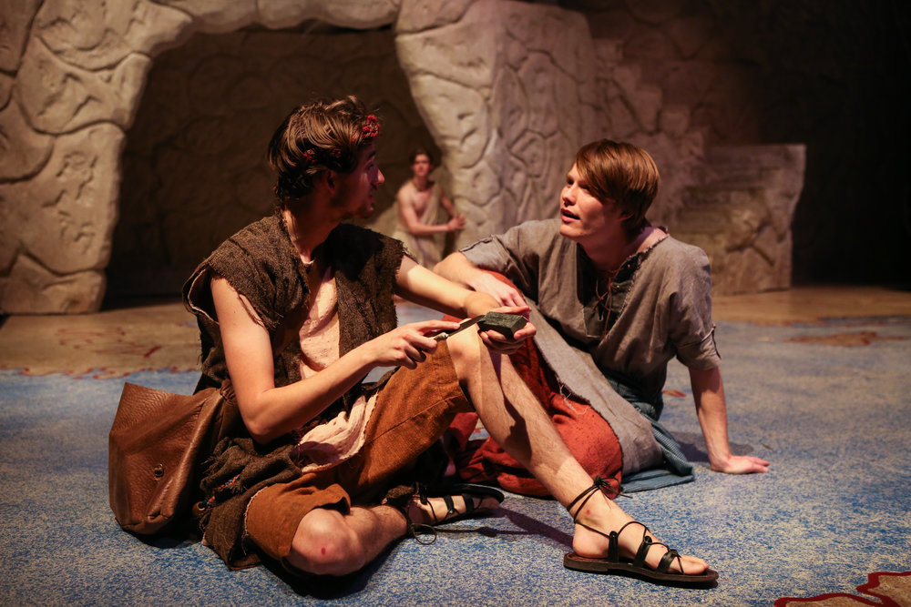 Pericles: Prince of Tyre - Theatre TCU