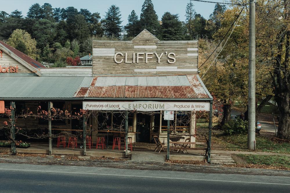 Cliffy's Emporium