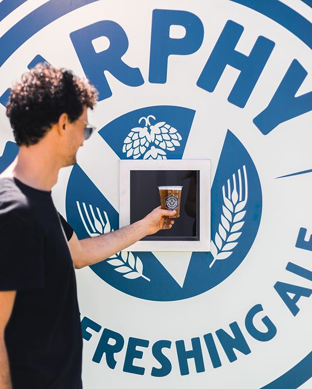 What a treat! We were asked by @furphybeer to take some photos of their pop up bar in Fed Square Melbourne. It was serving free beer all weekend! 🙌🏻🍻📸 . . . #photography #photo #furphy #beer #friday #editing #videoproduction #melbourne #videomelbourne #filming #videography #canon #igphoto #melbvideo #canonphotos @canonaustralia #videoproductionmelbourne #premierepro #studio