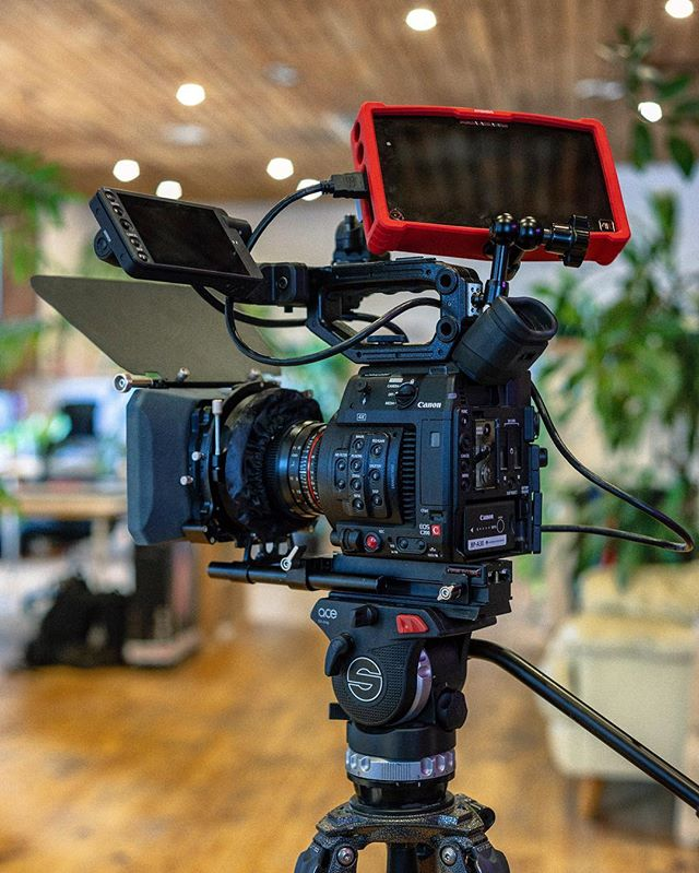 Today we were testing our @canonaustralia C200 with the @atomos_news Assassin as a monitor. We are always trying to be better prepared with our gear and push the equipment to produce the best possible image. 📹 . . . #video #editing #videoproduction #melbourne #videomelbourne #filming #videography #canon #igphoto #melbvideo #videoproductionmelbourne #premierepro #studio #canon #c200 #atomos #canonc200 #camera #collingwood #smallbiz #smallbusiness