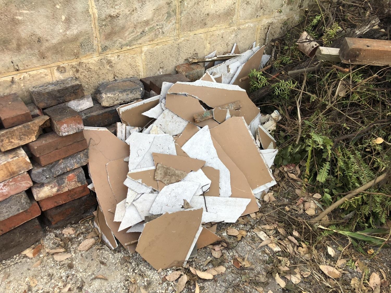 diy asbestos removal - is it safe?