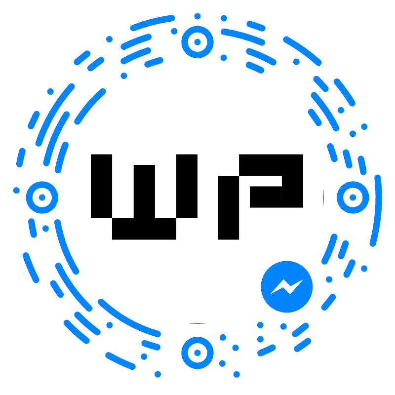 Click this codeORScan this code on FB messenger -