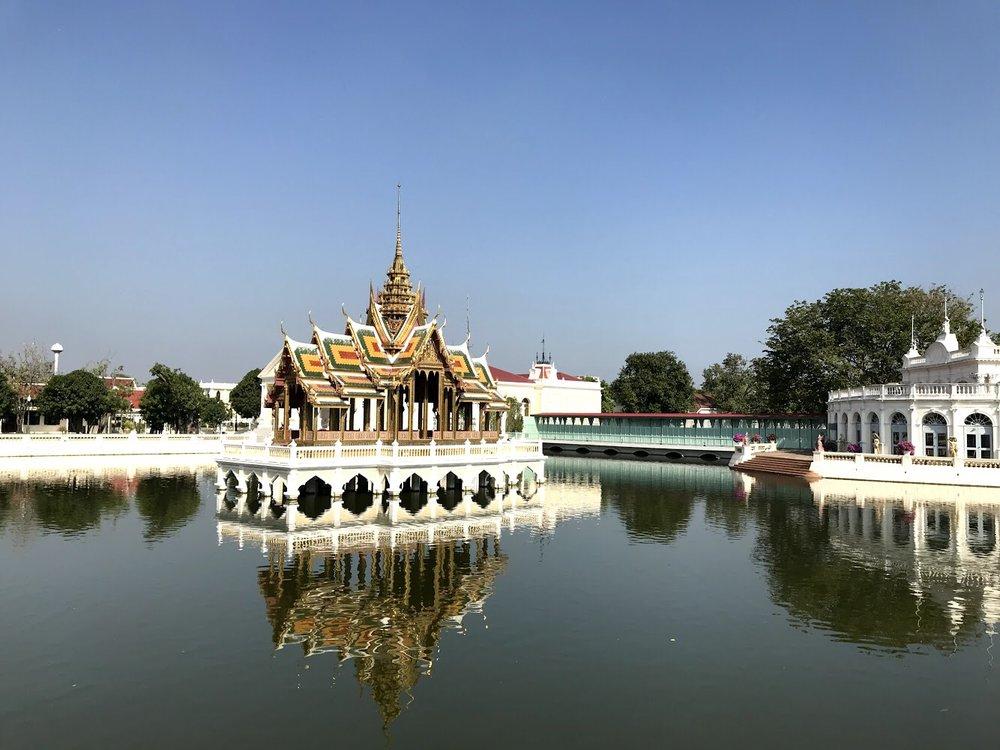 Bang Pa-In Summer Palace, Ayutthaya, Thailand