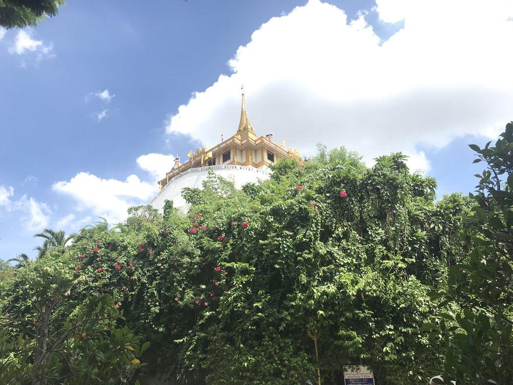 Wat Sraket, Bangkok, Thailand