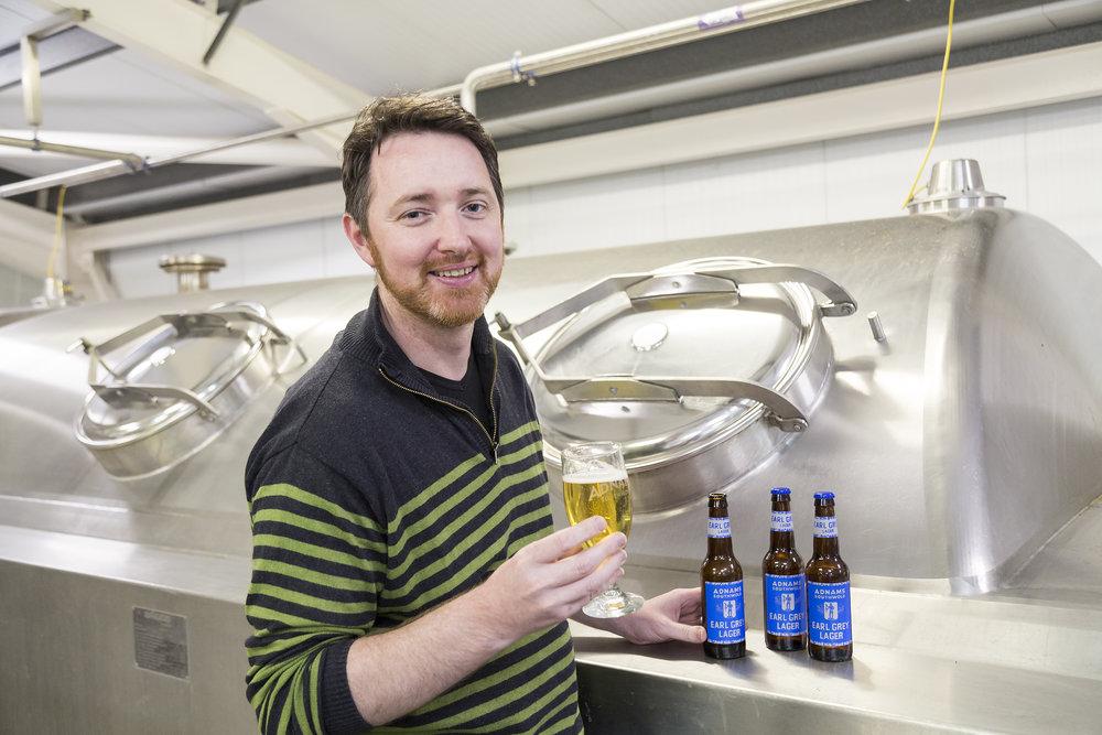 Adnams Gin Distillery & Brewery Tour -