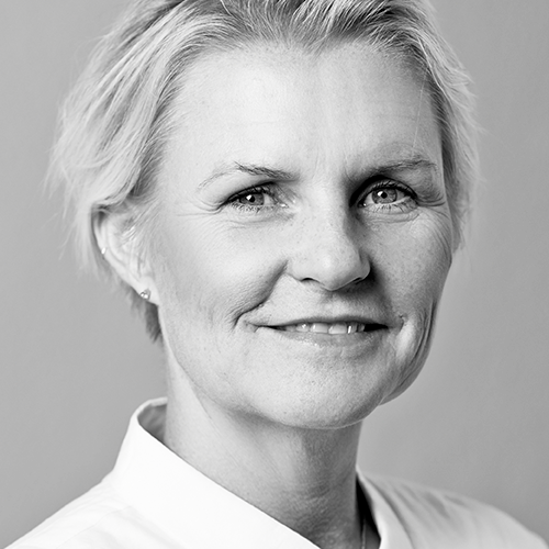 Gunilla Holmberg - Chef för betongverksamhetenSkanskaIntervju