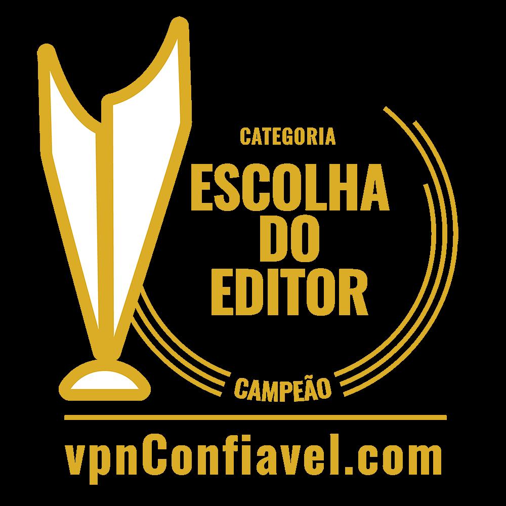 Escolha do Editor VPN