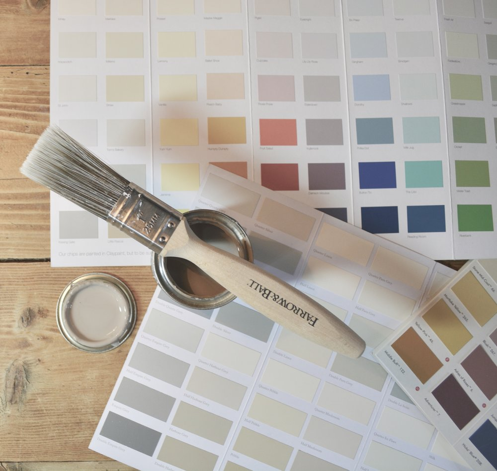 Colour Consultation Service - Our In-Home Colour Consultancy service provides professional colour and decorative advice, tailored to your personal style, transforming your vision into balanced and striking schemes.Find out more