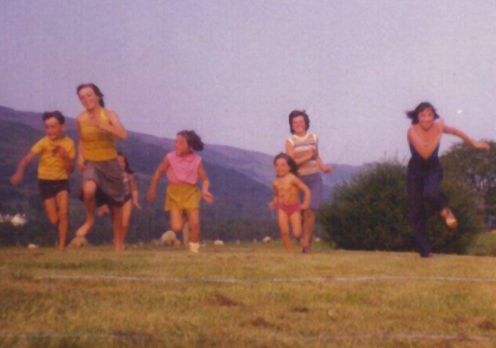 Dalchon, Summer 1976