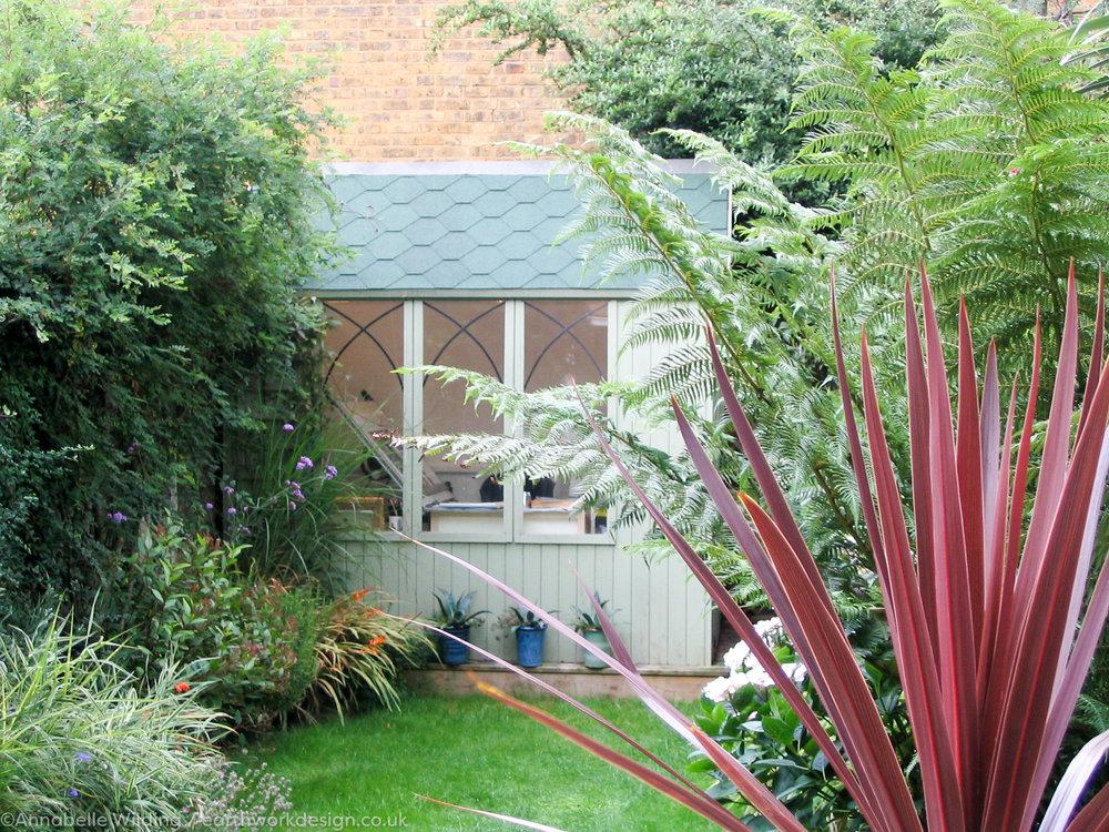Garden design, hampshire