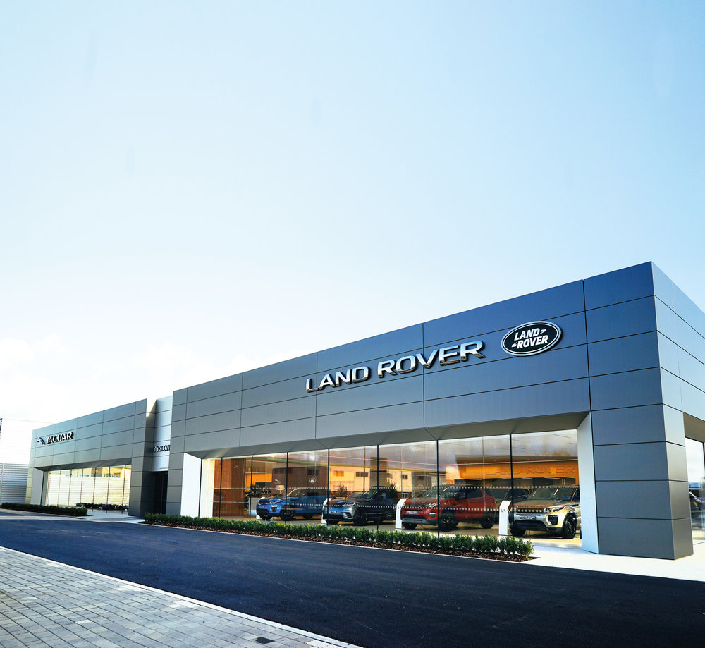DICK LOVETT JAGUAR LAND ROVER - Now open in Melksham, near Bath