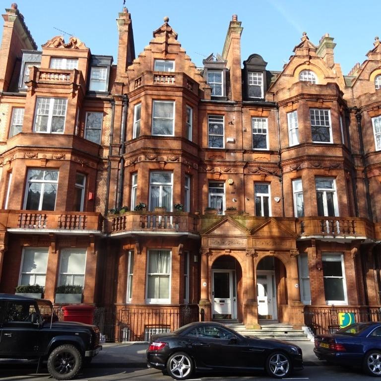 Lower Sloane Street -