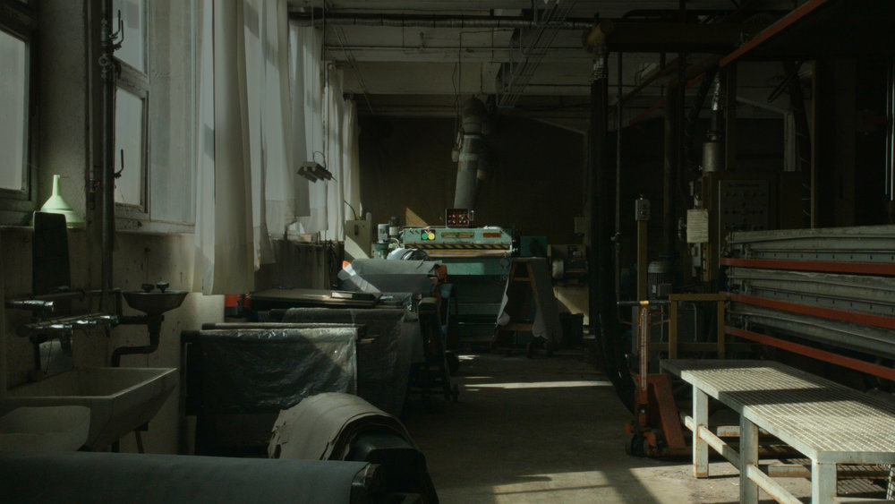 TANNERY - art film documentary