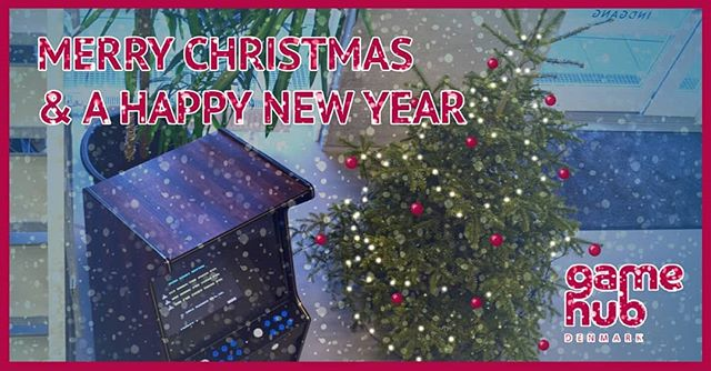 Merry Christmas and a happy new year! 🎄 🎉