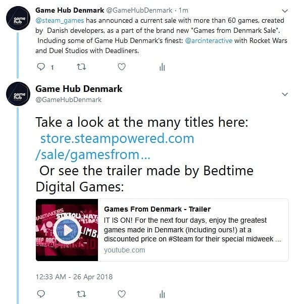 Http://store.steampowered.com/sale/gamesfromdenmark  #steamsale #gamesfromdenmark @gamehubdenmark #gamedev #gamedevelopment