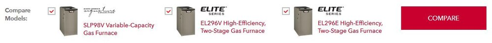 Compare Lennox Furnaces