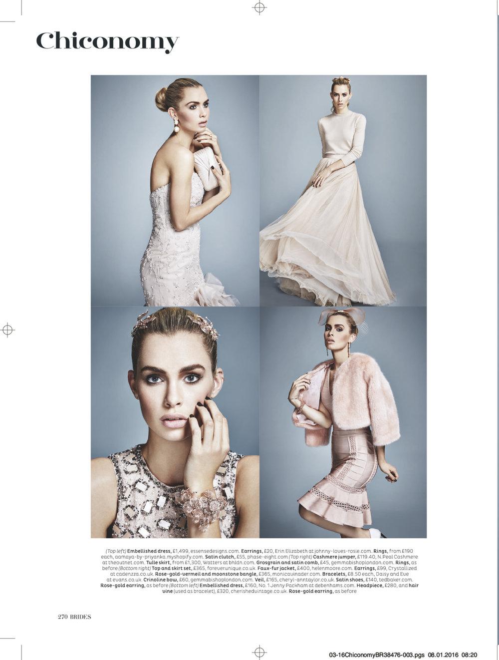 Brides Magazine - Mar/Apr 2016