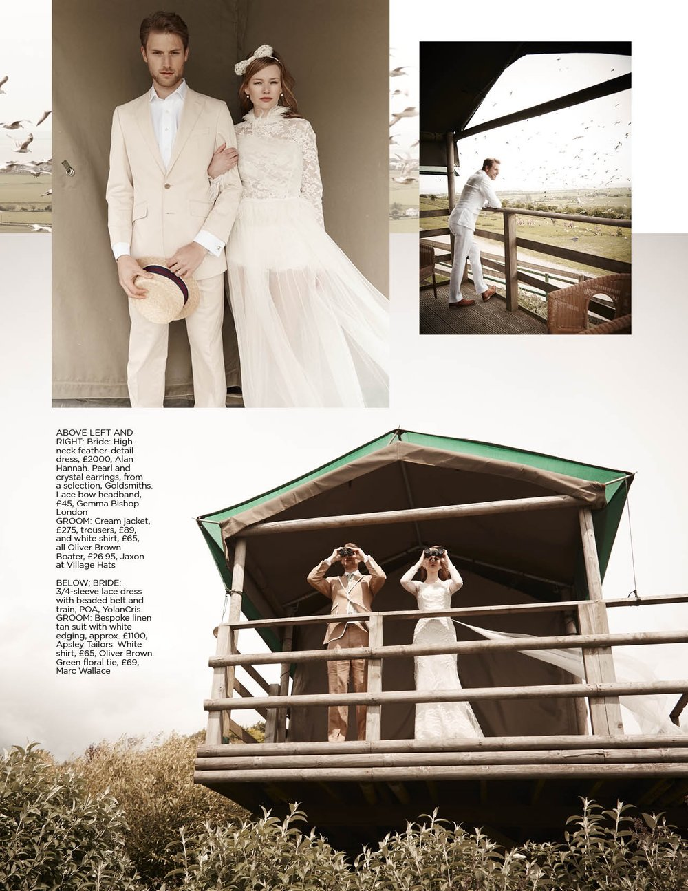 You & Your Wedding Magazine - Nov/Dec 2015