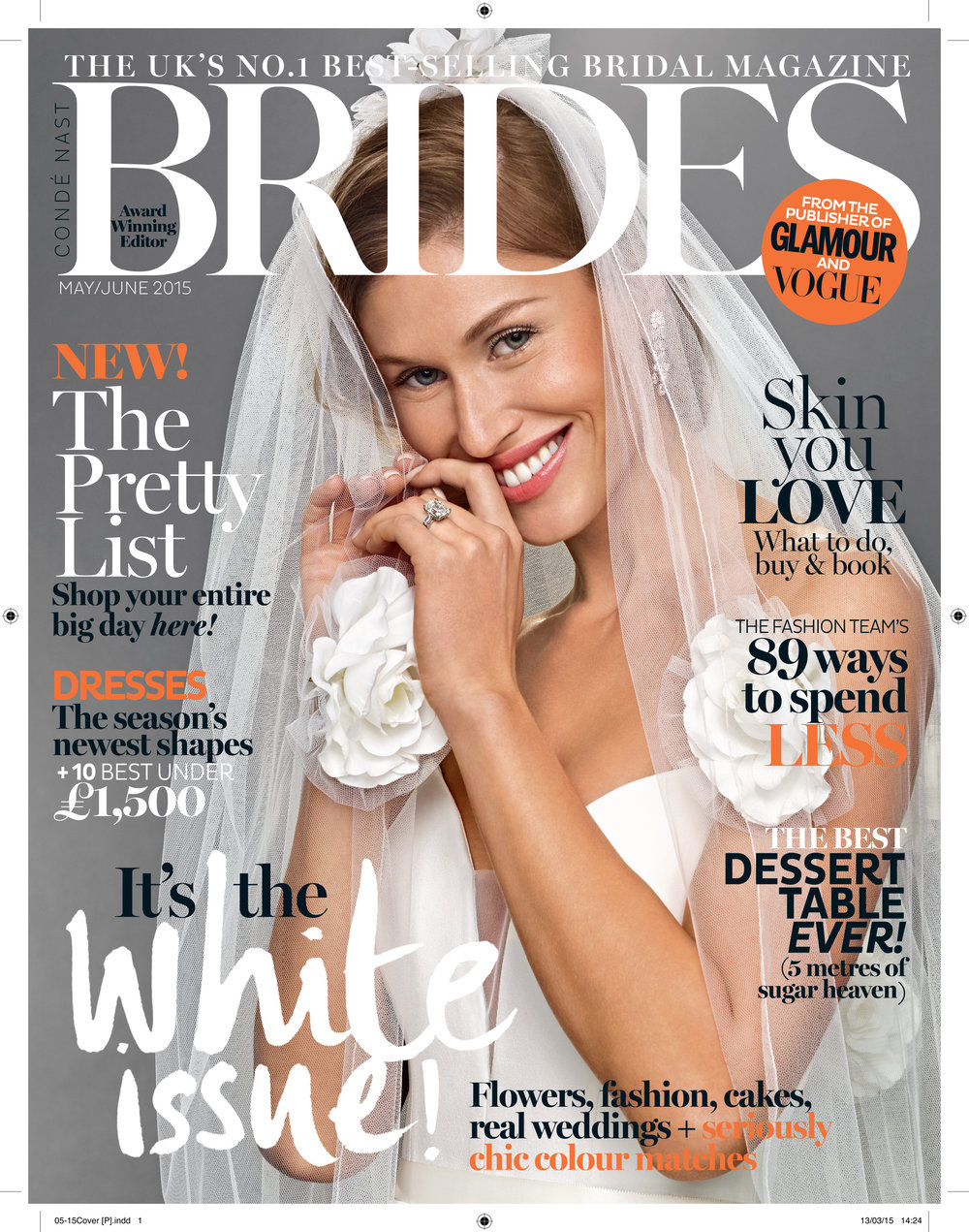 Brides Magazine - May/Jun 2015