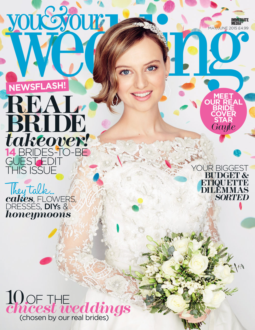 You & Your Wedding Magazine - May/Jun 2015