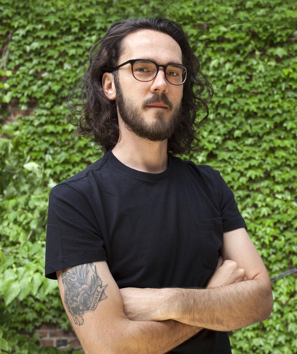 Caleb Johnson - Treeborne author