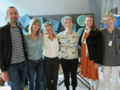 Meeting with the MICO music therapists in Oslo (June 2018)
