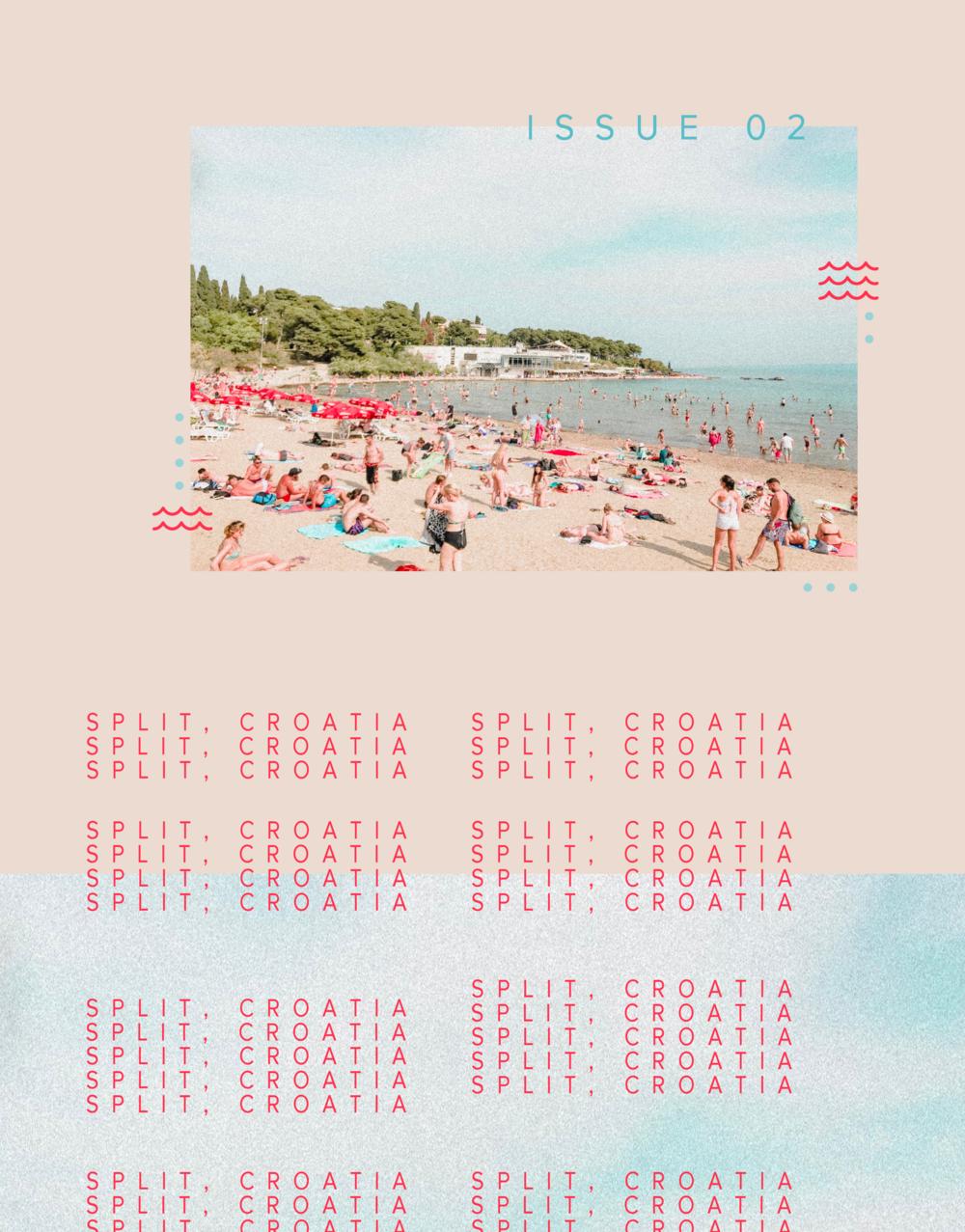 Split Postcard (Adobe Photoshop 2018)