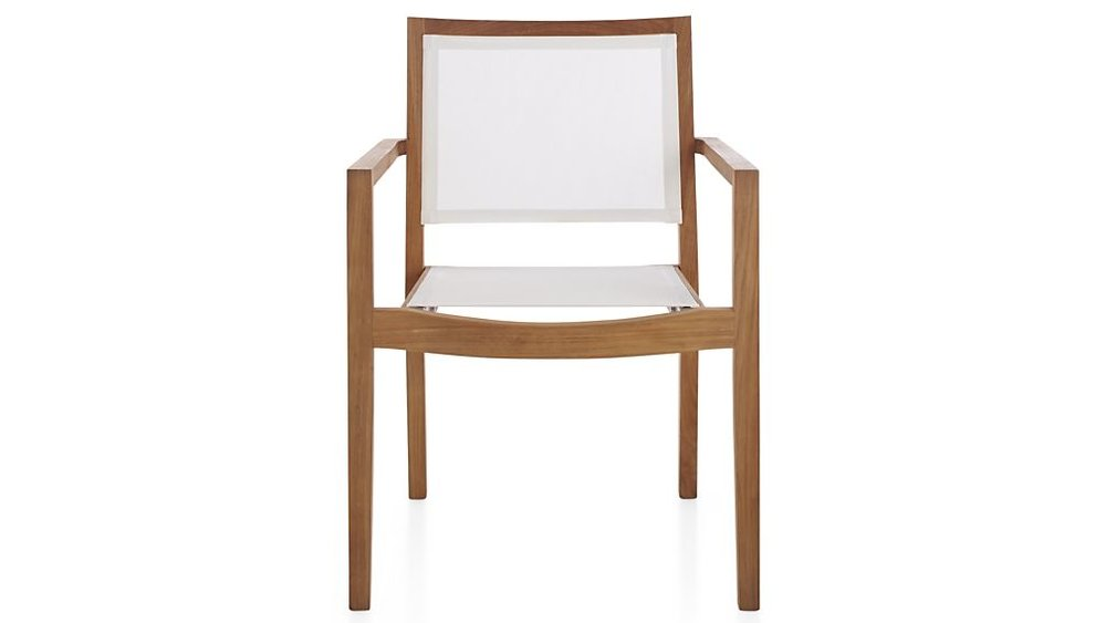 Regatta Mesh Chair/Crate & Barrel