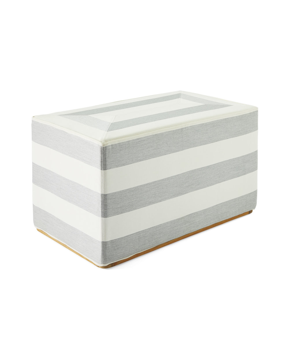 Rockport Ottoman from Serena & Lily