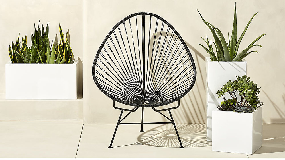 Acupulco Chair from CB2
