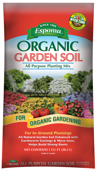 Organic Potting Soil from Espoma