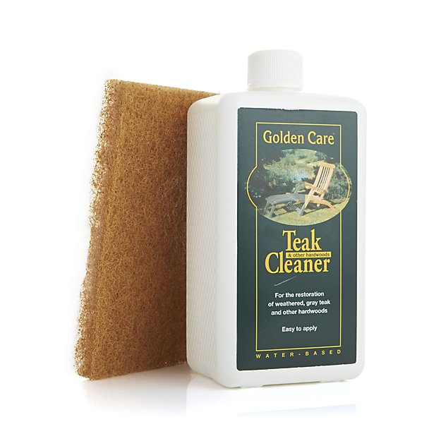 Teak Cleaner from Crate and Barrel