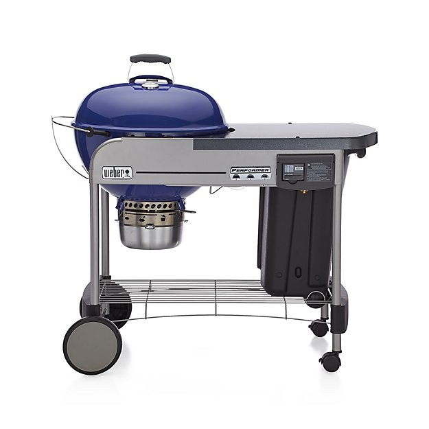 Weber Grill from Crate and Barrel