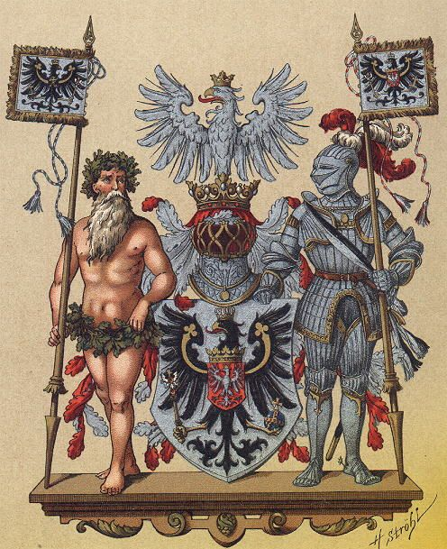 The East Prussian Coat of Arms. Source: Wikipedia.