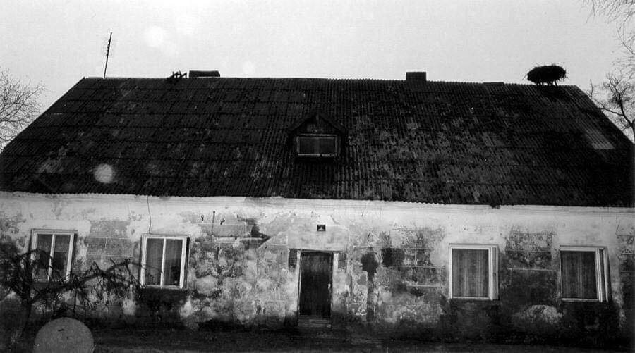 Luki (Liukiai) Manor House. Photo provided by Onute Kartaviciene.