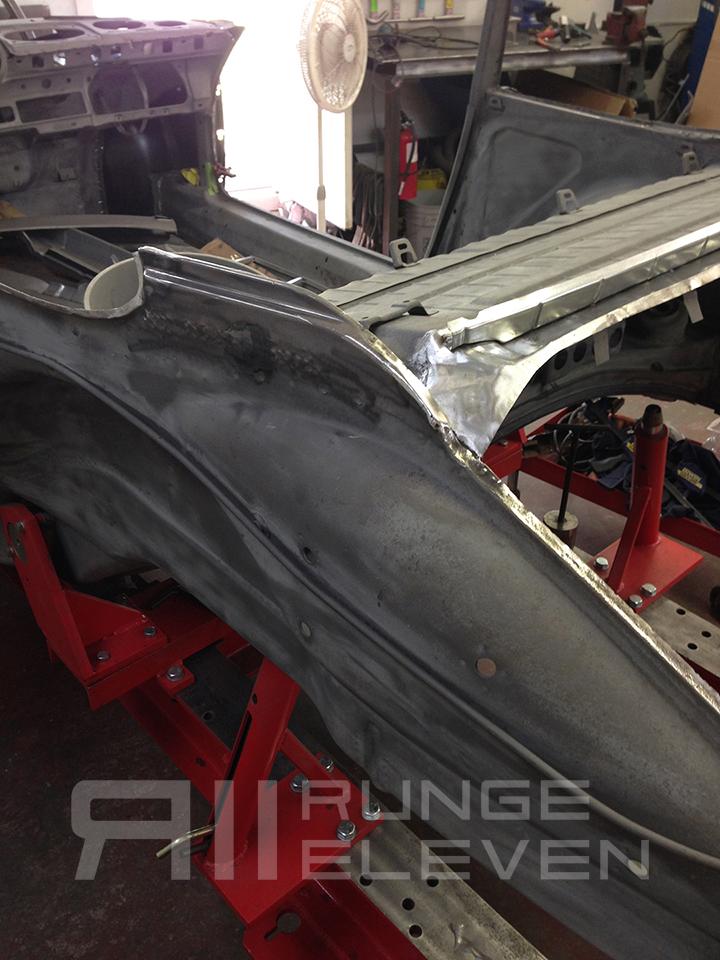 Porsche 911 Runge Coachwork Celette bodywork 28.JPG