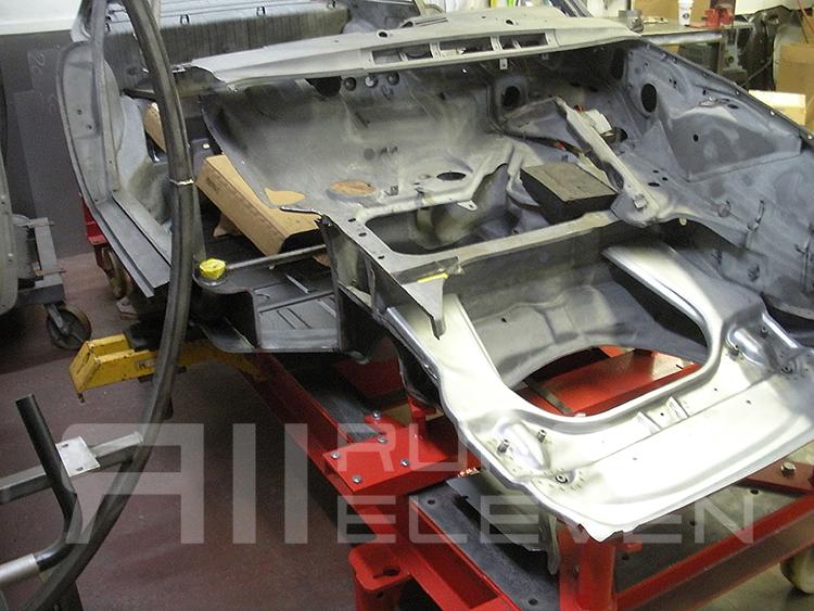 Porsche 911 Runge Coachwork Celette bodywork 40.JPG
