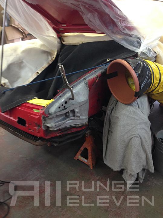 Porsche 911 Runge Coachwork Celette bodywork 60.JPG