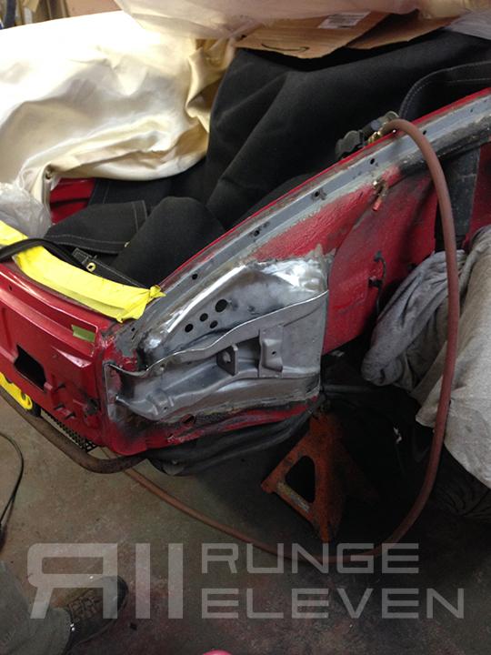 Porsche 911 Runge Coachwork Celette bodywork 70.JPG