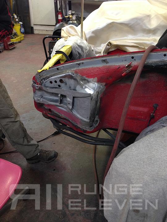 Porsche 911 Runge Coachwork Celette bodywork 80.JPG