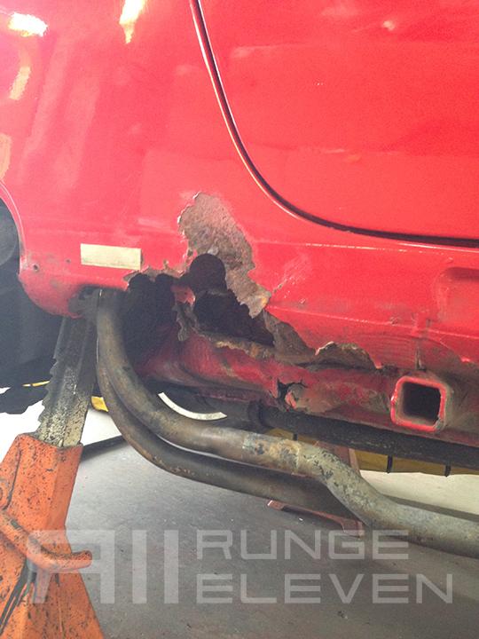 Porsche 911 Runge Coachwork Celette bodywork 85.JPG