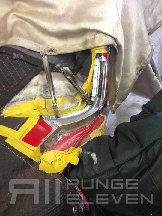 Porsche 911 Runge Coachwork Celette bodywork 140.JPG