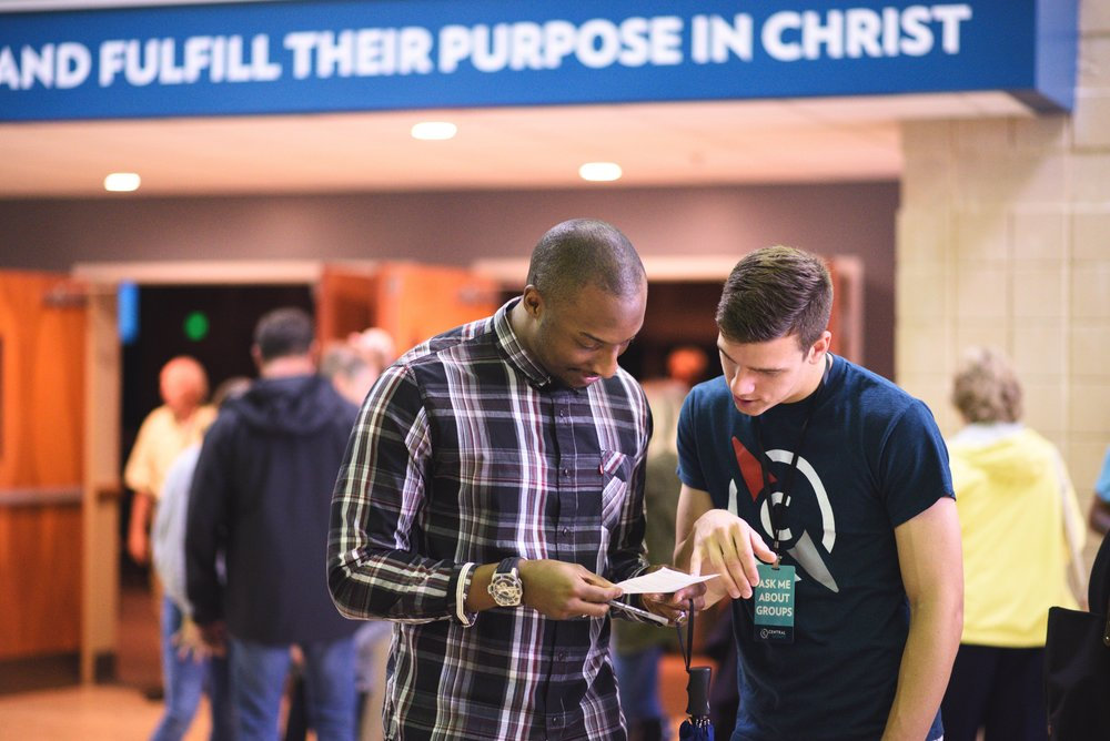 WHAT TO EXPECT - With a simple focus on worship and the Bible, you'll have the chance to experience the life-changing power of Jesus.Stepping into an unfamiliar church for the first time can be a little intimidating. When you visit either of our campuses, you can expect to feel welcomed and accepted. Central is a relevant, come-as-you-are church that comprises many groups of people – singles, married couples, families, babies, children, teens, young adults, and seniors – from many different backgrounds. Our worship experiences are typically one hour long and we offer multiple service times throughout the weekend so you can find a service that works best for you.It is our hope that you will find Central to be a modern, passionate, and fun place to be. More importantly, we hope that you will allow us to lead you to discover and fulfill your purpose in Christ.