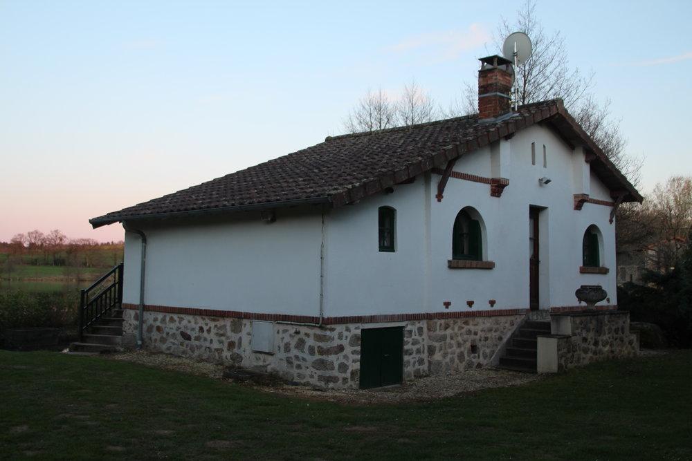 Das Haus am See - Rückseite.JPG