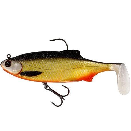 Für den Endspurt des Raubfisch Herbsts verlosen wir einmal den Ricky the Roach Swimbait. Um zu gewinnen markiert ihr einfach zwei eurer Angelfreund in den Kommentaren. Um eure Chancen zu erhöhen könnt ihr das auch auf unsere Facebook Seite tun. Der Gewinner wird am Freitag, den 9.11. ermittelt und von uns angeschrieben. Wir drücken die Daumen!