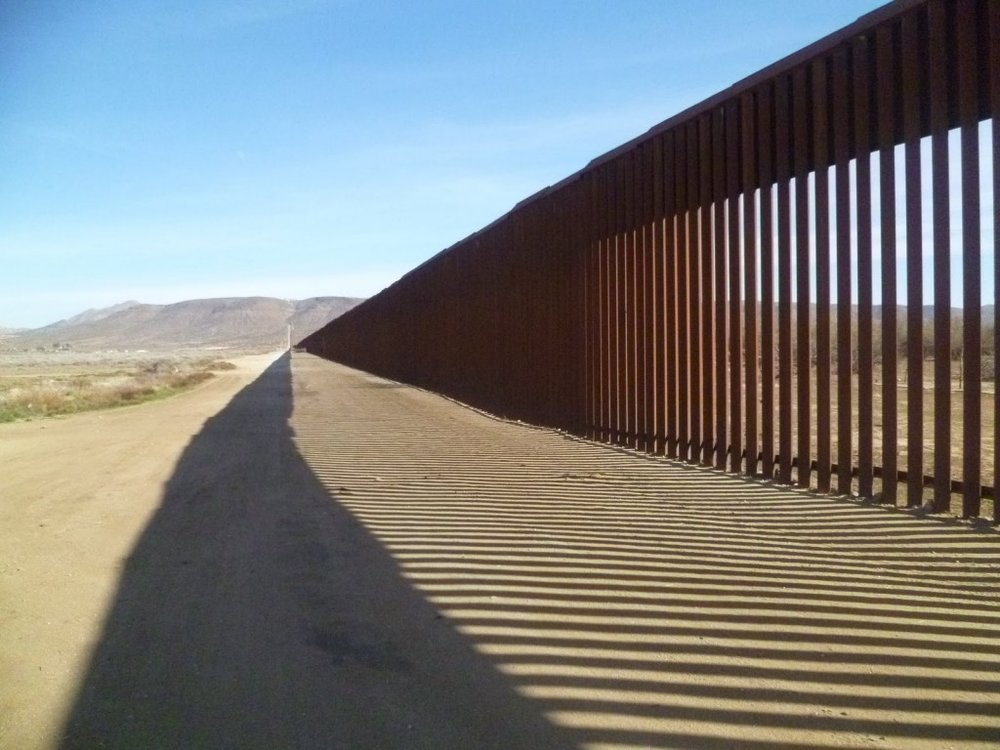 Build The Wall & Enforce Our Laws -