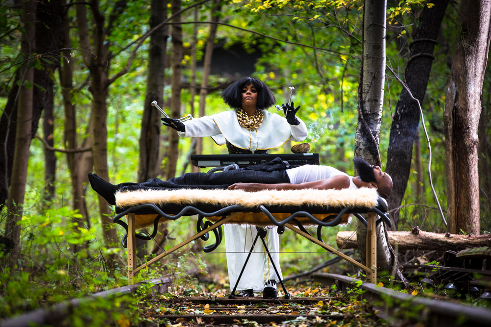 Vibroacoustic Therapy brings the body back to nature. Book today your Urban retreat.