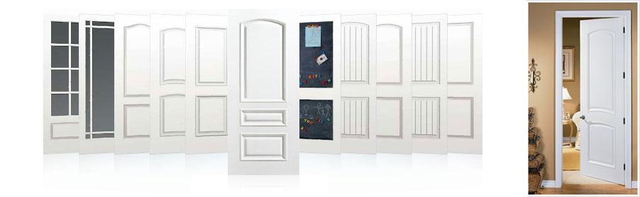 MOLDED INTERIOR DOORS