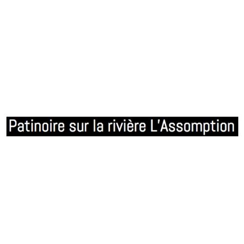 Patinoire sur l'Assomption
